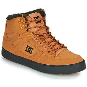 Ψηλά Sneakers DC Shoes PURE HT WC WNT ΣΤΕΛΕΧΟΣ: & ΕΠΕΝΔΥΣΗ: Ύφασμα & ΕΣ. ΣΟΛΑ: & ΕΞ. ΣΟΛΑ: Καουτσούκ