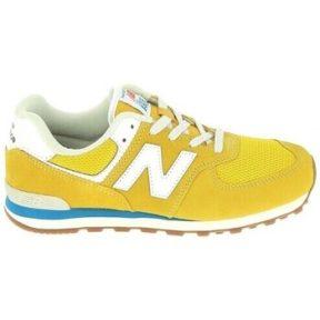 Xαμηλά Sneakers New Balance GC574 Jr Or Bleu