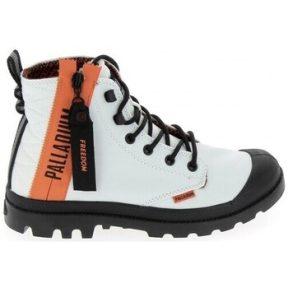 Ψηλά Sneakers Palladium Pampa Unlcked U Blanc [COMPOSITION_COMPLETE]