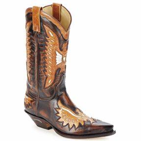 Μπότες για την πόλη Sendra boots CHELY ΣΤΕΛΕΧΟΣ: Δέρμα & ΕΠΕΝΔΥΣΗ: Δέρμα & ΕΣ. ΣΟΛΑ: Δέρμα & ΕΞ. ΣΟΛΑ: Δέρμα