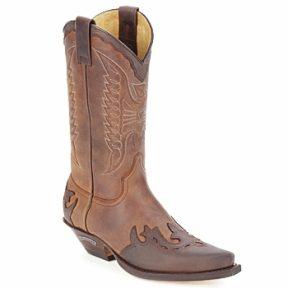 Μπότες για την πόλη Sendra boots DAVIS ΣΤΕΛΕΧΟΣ: Δέρμα & ΕΠΕΝΔΥΣΗ: Δέρμα & ΕΣ. ΣΟΛΑ: Δέρμα & ΕΞ. ΣΟΛΑ: Δέρμα