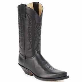 Μπότες για την πόλη Sendra boots FLOYD ΣΤΕΛΕΧΟΣ: Δέρμα & ΕΠΕΝΔΥΣΗ: Δέρμα & ΕΣ. ΣΟΛΑ: Δέρμα & ΕΞ. ΣΟΛΑ: Δέρμα
