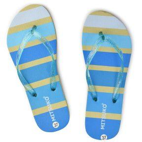 Μπλε σαγιονάρα SA64630W